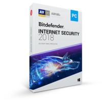 BITDEFENDER - Internet Security 2018 - 2 ans