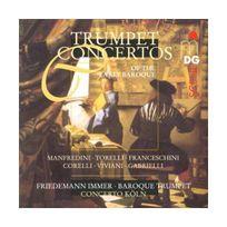 Mdg - Concertos pour trompette