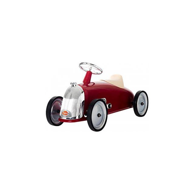 Baghera - Porteur Rider Rouge - pas cher Achat   Vente Chevaux à bascule,  porteurs - RueDuCommerce aa24386dcbf