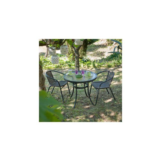 Table de jardin x H x l Mobilier 60 L 71 de Générique 60 XOPikZu