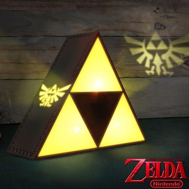 Kas Design Lampe Triforce - The Legend of Zelda