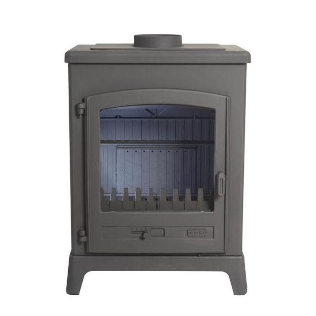 godin po le bois fonte 12kw 389144 pas cher achat. Black Bedroom Furniture Sets. Home Design Ideas
