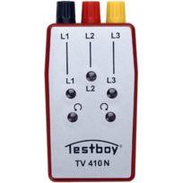 Testboy - Testeur de champ magnétique rotatif Tv 410 N