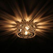 Kosilum - Spot cristal encastrable design - Danna