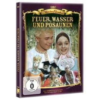 Icestorm Entertainment GmbH - Dvd MÄRCHEN Klassiker - Feuer, Wasser Und Posaunen IMPORT Allemand, IMPORT Dvd - Edition simple