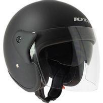 Iota - Casque Op08 Oxy Noir mat
