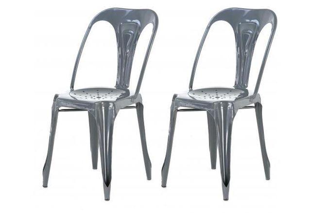 Chaises industriel achat vente de chaises pas cher - Chaises industrielles metal ...