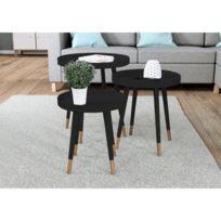 En salle a scandinave 2 chaises manger Zons Lot de Mona 35jALqSc4R