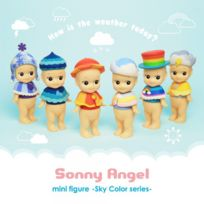 Baby Watch - Une Figurine Sonny Angel Sky Color Collection 2017