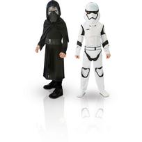Lucas - Pack déguisement Kylo Ren et Stormtrooper - taille M - St-620397M