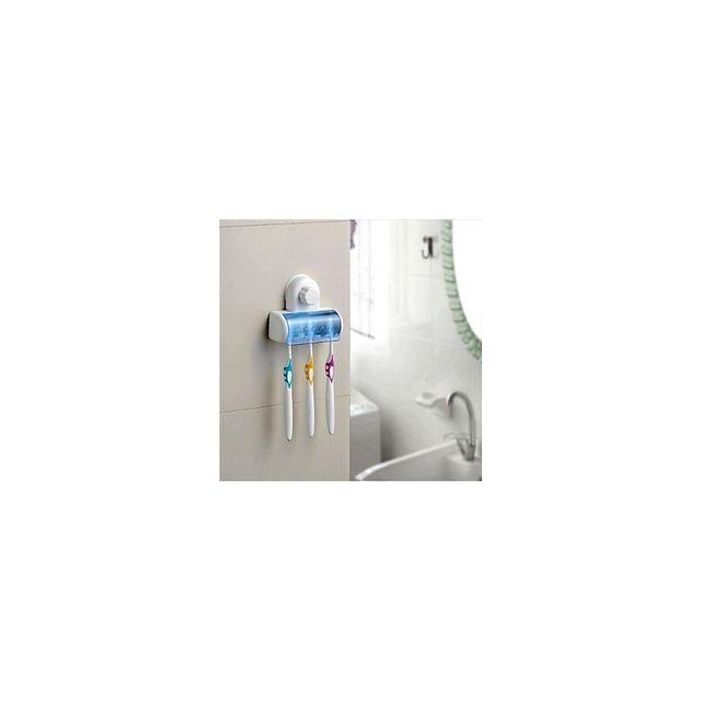 Alpexe Porte brosse à dents mural