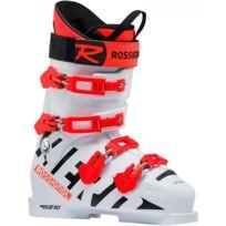 Détails sur Chaussure ski de fond occasion Salomon spoiler red SNS Profil