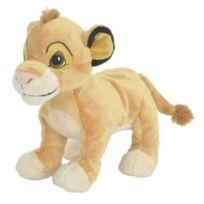 Nicotoy - Peluche Disney Simba 37cm - Le Roi Lion
