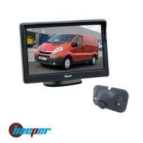 BEEPER - Kit caméra + radar de recul écran 5'' LCD RVU-5R1W
