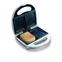 Domo - Sandwich Maker - Machine à croque-monsieur - 700W - Témoins lumineux