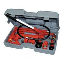 Autobest - Presse hydraulique pour carrosserie ou mécanique auto, capacité du verin 4T