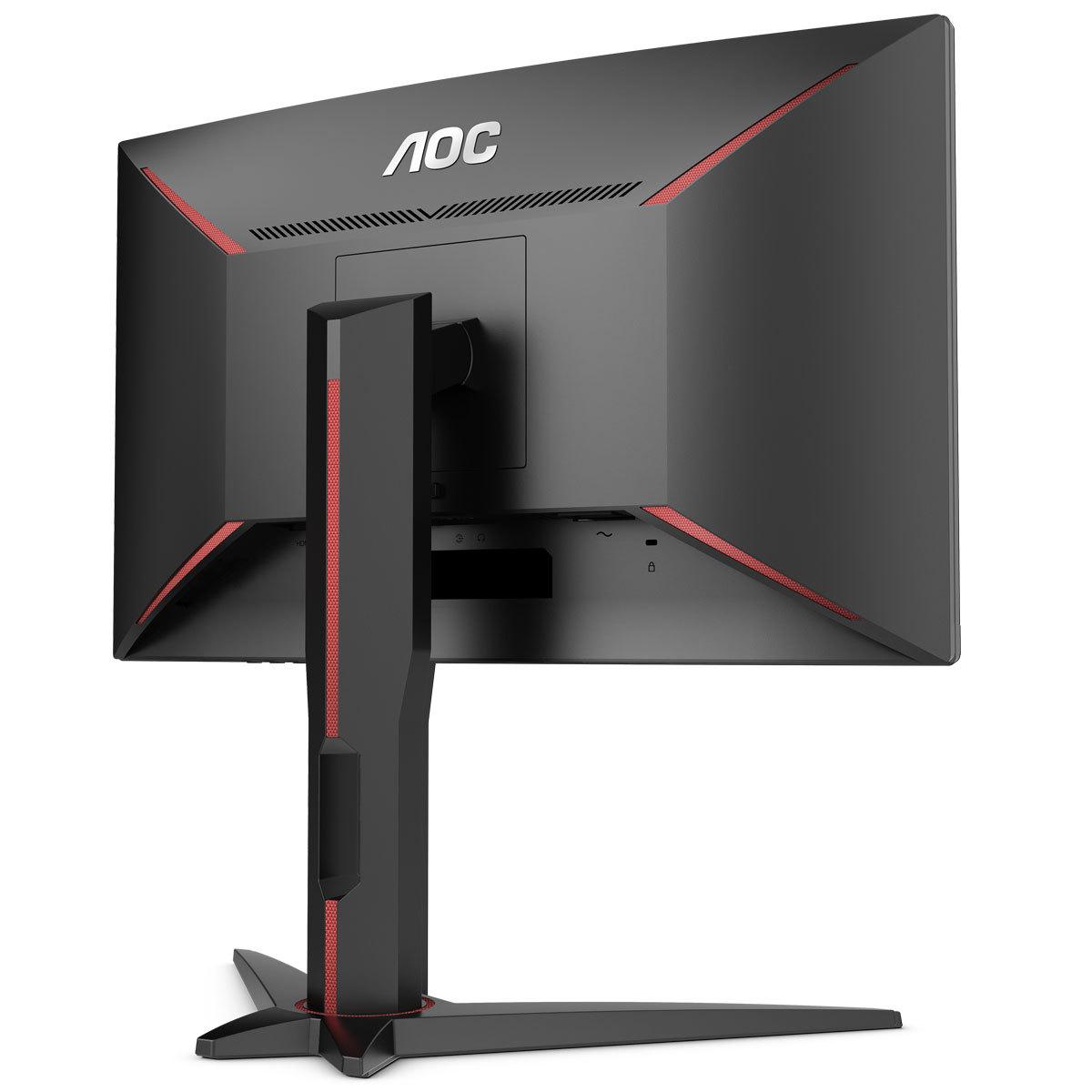 Ecran PC Gamer Incurvé C24G1 24