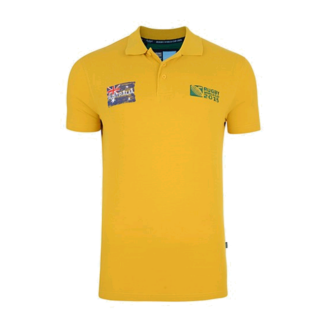 d92c64d3ce344 Canterbury - Polo Homme Rugby Australie Rwc 2015 - taille   3XL ...