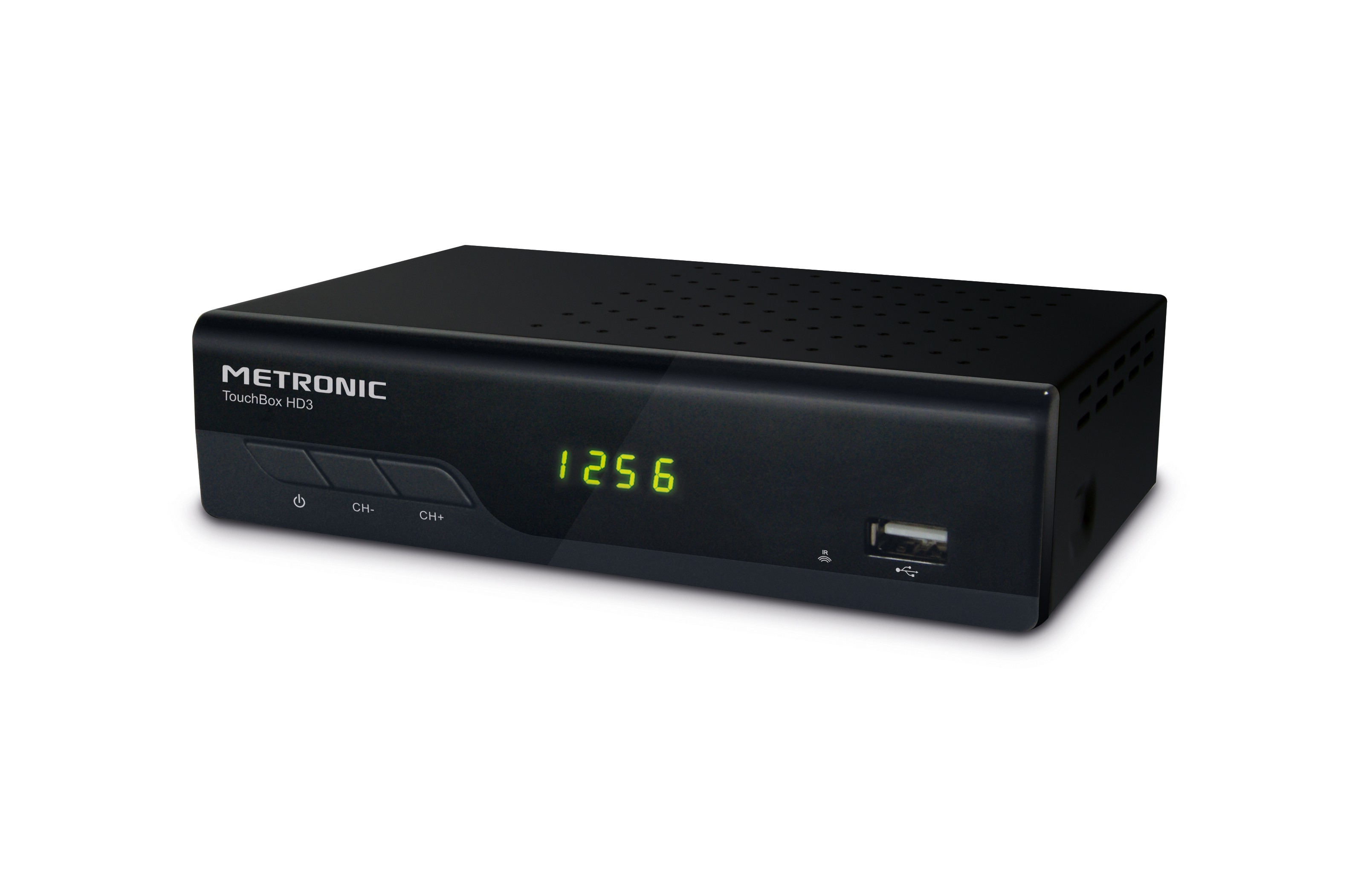 METRONIC Décodeur satellite Touchbox HD3