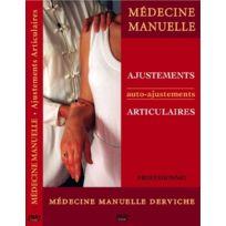 Editions EccE - Dvd Ajustements, Auto-ajustements Articulaires Pour Professionnels - MÉDECINE Manuelle Derviche - Dvd - Edition simple