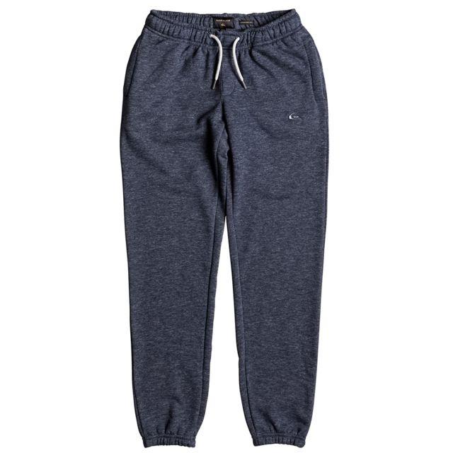 8ae0390f33dd1 Quiksilver - Quiksilver Every Track Ptyt Pantalon Jogging Garçon - Taille 12  ans - Bleu