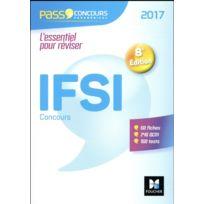 Foucher - Pass'CONCOURS ; concours Ifsi édition 2017