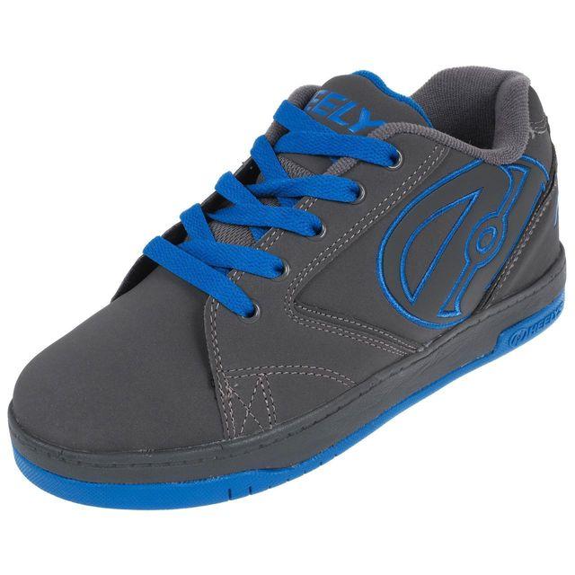 b8b1b8be739cc Heelys - Chaussures à roulettes Propel 2.0 grey royal Gris 15616 - pas cher  Achat   Vente Chaussures à roulettes - RueDuCommerce