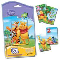 Fournier - Blister Jeu De 7 Familles Winnie Disney