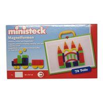 Ministeck - 33724 Ministeak - Coffrets à aimants 72 pièces