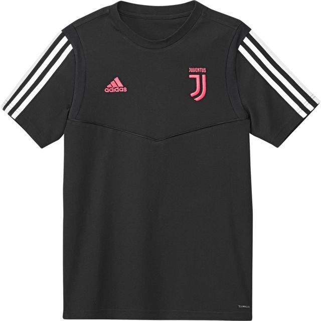 Adidas T shirt junior Juventus Turin pas cher Achat