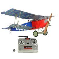 ARES - Fokker DVII Micro RTF Hitec Red