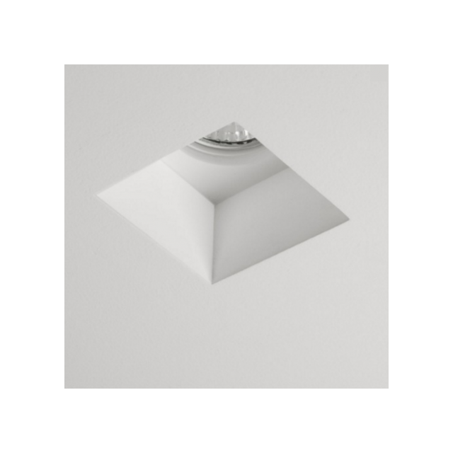 Astro Spot encastrable carré Blanco - Blanc