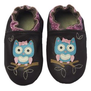 Chaussures en cuir RCC 110 06-01819 Polka Lolly Pink dlkzjueEXc