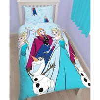 La Reine Des Neiges - Parure de lit Reine des Neiges Sister Disney