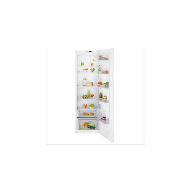 ELECTROLUX Lrt5mf38w0 - Refrigerateur 1 Porte - 380l - Froid Brasse - A+ - L 59,5cm X H 186cm - Blanc