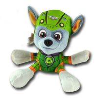 Spin Master - Peluche Pat'Patrouille PAW Patrol, Air Rescue : Rocky