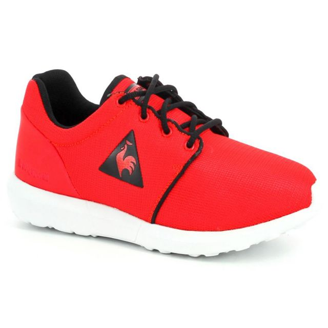 Le Coq Sportif - Dynacomf Inf Mesh Chaussure Bebe - Taille 24 - Rouge - pas  cher Achat   Vente Chaussures, chaussons - RueDuCommerce 49d57cd74ea2