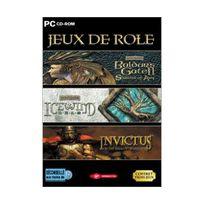 Virgin - Coffret Jeux de Role : Baldur's Gate 2 - IceWind - Invictus