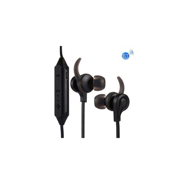 3f8f4c9e413 Auto-hightech - écouteur intra-auriculaires crochet d oreille sans fil  Bluetooth sport