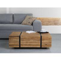 Beliani - Table basse - table d´appoint en bois - Gander