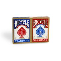 Bicycle - Cartes Standard : 2 jeux