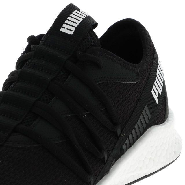 Chaussures running mode Nrgy star black Noir 25529