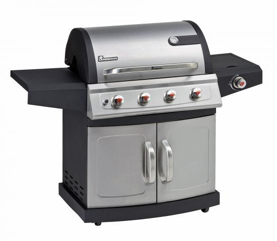 Somagic cuisine d 39 ext rieur rivoli evier barbecue gaz for Cuisine exterieure rivoli