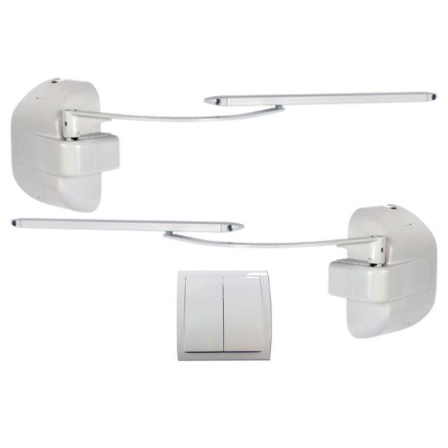 mantion smt motorisation volets 2 battants bra vo filaire 230v pas cher achat vente. Black Bedroom Furniture Sets. Home Design Ideas