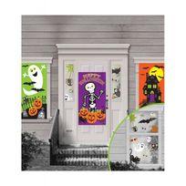 Amscan - Kit 33 décorations Halloween cartoon