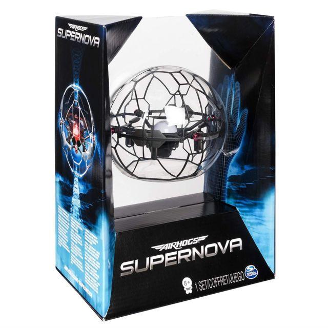 Spin Master 14826 Airhogs Supernova - Drone contrôlé par geste