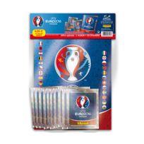 Panini Editions - Album + 50 Stickers Euro 2016