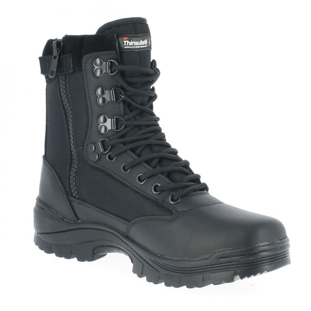 Militec Chaussures Tactical Zip - Miltec