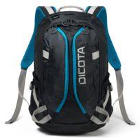 Dicota - Backpack Active noir/bleu