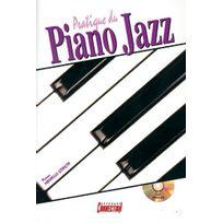 Play Music Publishing - Méthodes Et Pédagogie Minvielle-sebastia P Pratique Du Piano Jazz + Cd - Piano Piano